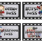 Hollywood School Passes