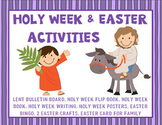 Holy Week and Easter Activities