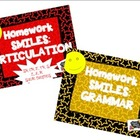Homework SMILES Bundle