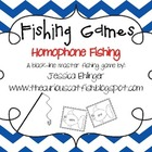 Homophone Fishing