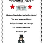 Honest Abe Poem (freebie)