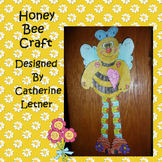 Honey Bee Craft