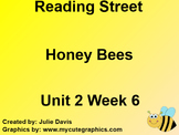 Honey Bees SmartBoard Companion Reading Street 1st First Grade
