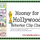 Hooray for Hollywood Behavior Clip Chart