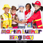 Hooray for Martin Luther King (MLK) Day by Kim Adsit