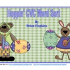 Hoppin' CVC Word Sort for Easter