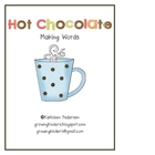 Hot Chocolate - Making Words