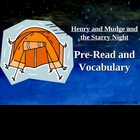 "Houghton Mifflin:  2nd Grade ""Henry and Mudge""  Vocab"