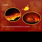 "Houghton Mifflin 5th Grade theme 1 ""Volcanoes"" Vocabulary"