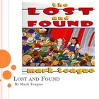 Houghton Mifflin Lost and Found Vocabulary Power Point and