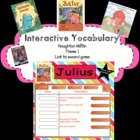 Houghton Mifflin Second Grade Reading Theme 1 Interactive