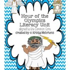 Hour of the Olympics Literacy Unit  MegaPack Aligned with