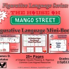 House on Mango Street Figurative Language Mini Books Common Core
