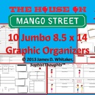 House on Mango Street Jumbo Graphic Organizers 8.5x14