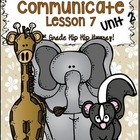 How Animals Communicate...Journeys 1st Grade...Save My Ink