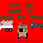 How Can Santa Go- Christmas Kindergarten Shared Reading Po