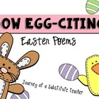 How Egg-citing! Easter Poems