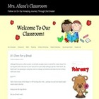 How To Set Up Your FREE Classroom Website