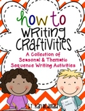 How To Writing Craftivities: A Collection of Sequencing Wr