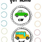 How We Get Home Transportation Organizer for your classroom