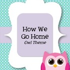 How We Go Home - Owls