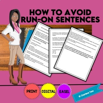 How to Avoid Run-On Sentences in Your Writing