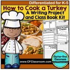 How to Cook a Turkey (class or individual student book kit)