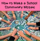 How to Make a School Community Mosaic