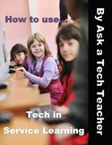 How to Use Tech in Service Learning