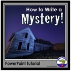 How to Write A Mystery Story PowerPoint