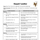 How to teach the Slappin' Leather line dance