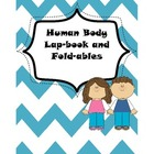Human Body Lap-book or Foldables