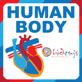 Human Body Worksheets and Unit for Young Students