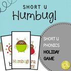 Humbug! Short U Activity Pack