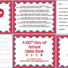 Hundreds Day Class Book