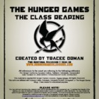 Hunger Games Class Reaping Mock Training Sessions Role Pla