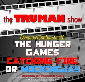 Compare and Contrast Hunger Games