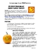 Hunger Games Mockingjay Halloween Pumpkin Template Word Search