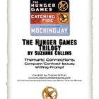 Hunger Games Trilogy Writing Prompt Compare/Contrast