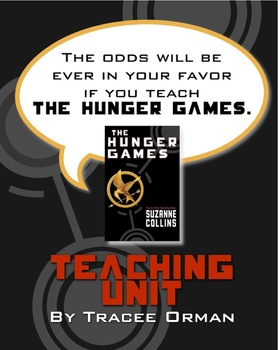 """Hunger Games"" Unit: Lessons Q&A Tests Activities Quiz Vocab Maps Key"