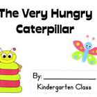 Hungry Caterpillar Class Book