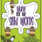 Hunt for the Sight Words!