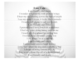 """I Am"" Back to School Poem"
