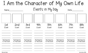 """{I Am the Main Character of My Life}: Teaching Story """"Even"""