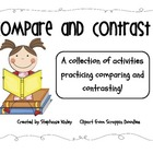I Can Compare Can You - Comparing Activities