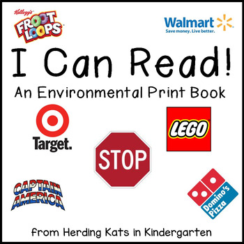 I Can Read! An Environmental Print Book
