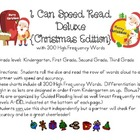 I Can Speed Read Deluxe {Christmas Edition}