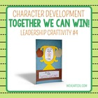 I Can Think Win-Win {Character Craftivity #4}