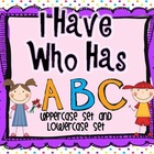 I Have Who Has {ABC}
