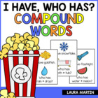 I Have, Who Has-Compound Words